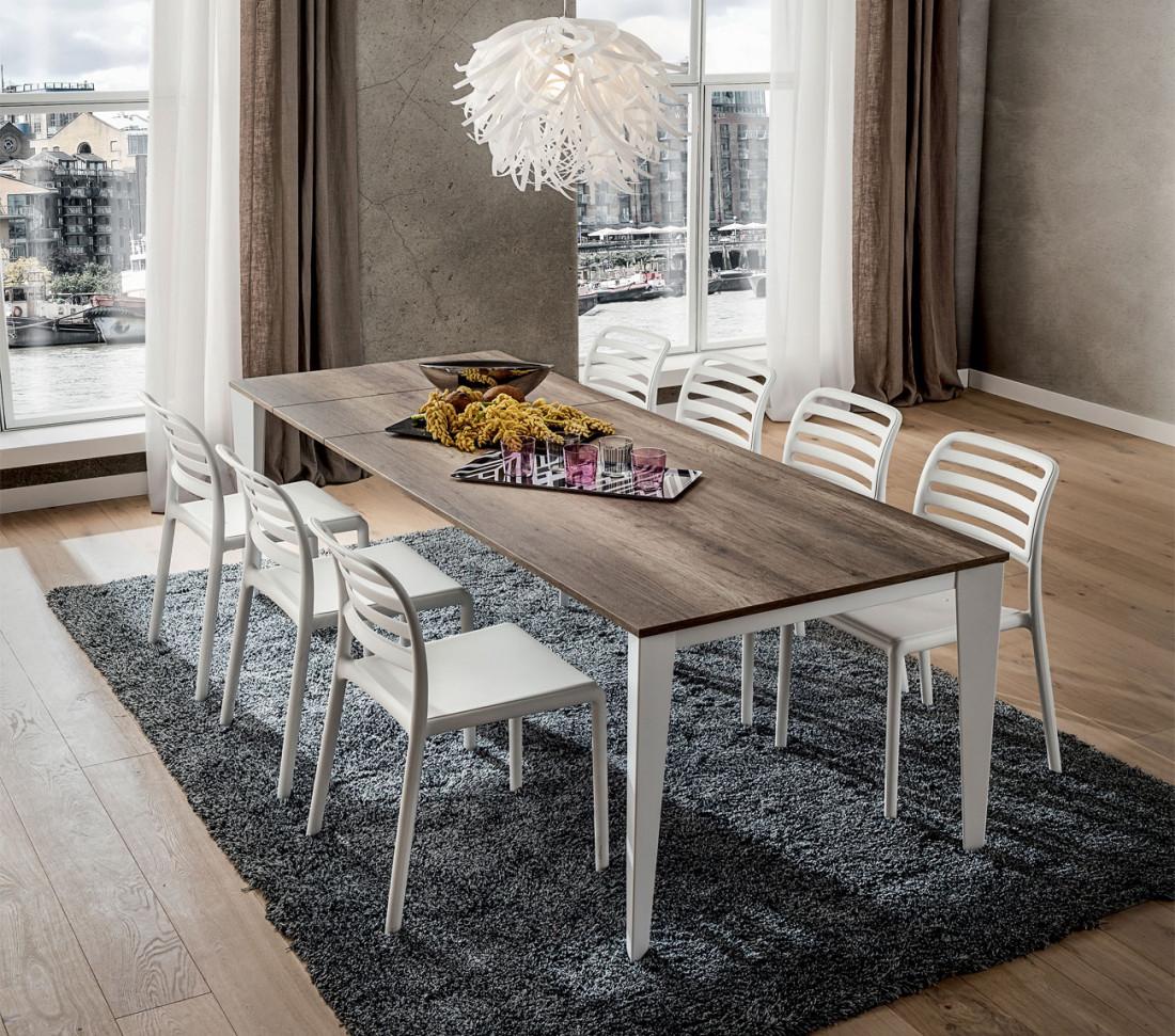 Tavolo sala da pranzo allungabile Carlo | MIT Design Store