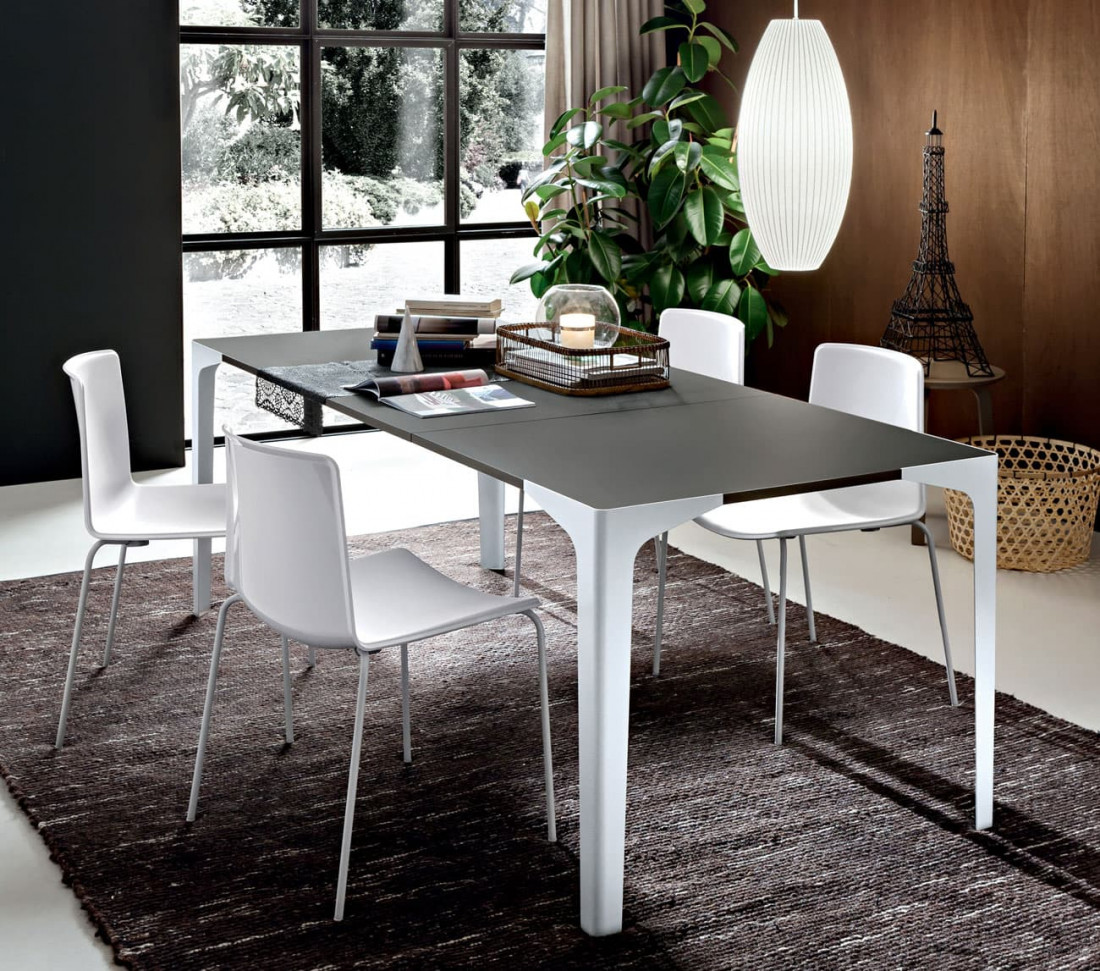 Tavolo soggiorno allungabile Ettore | MIT Design Store