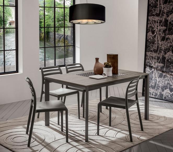 Tavolo moderno Mauro La Primavera - MIT Design Store