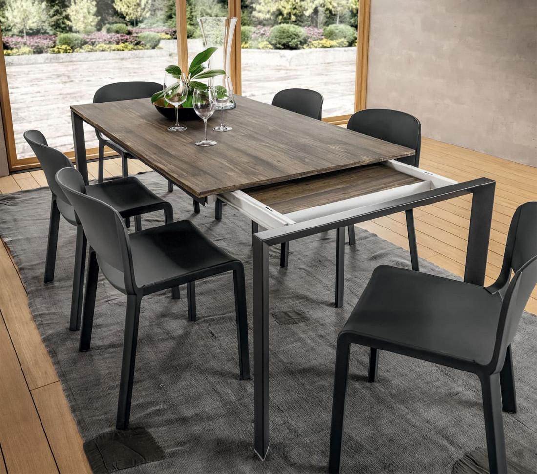 Tavolo Moderno Allungabile Mauro Mit Design Store