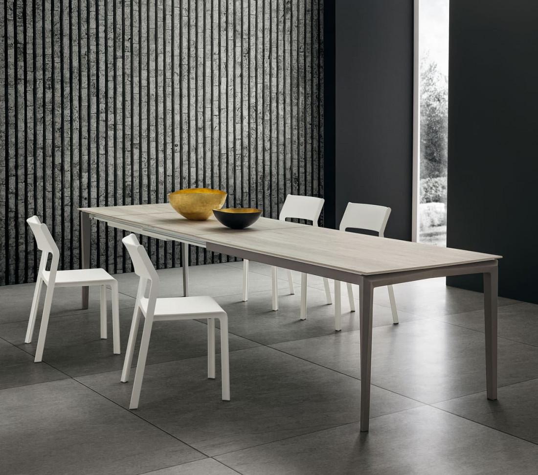 Tavolo Da Pranzo 3 Metri tavolo da pranzo allungabile oltre 3 metri bill | mit design store