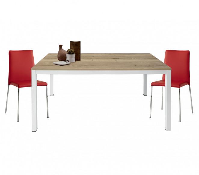 Tavolo allungabile in Rovere Nodato Luca - MIT Design Store