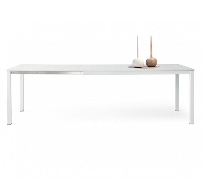 Tavolo bianco allungabile Ivo - MIT Design Store