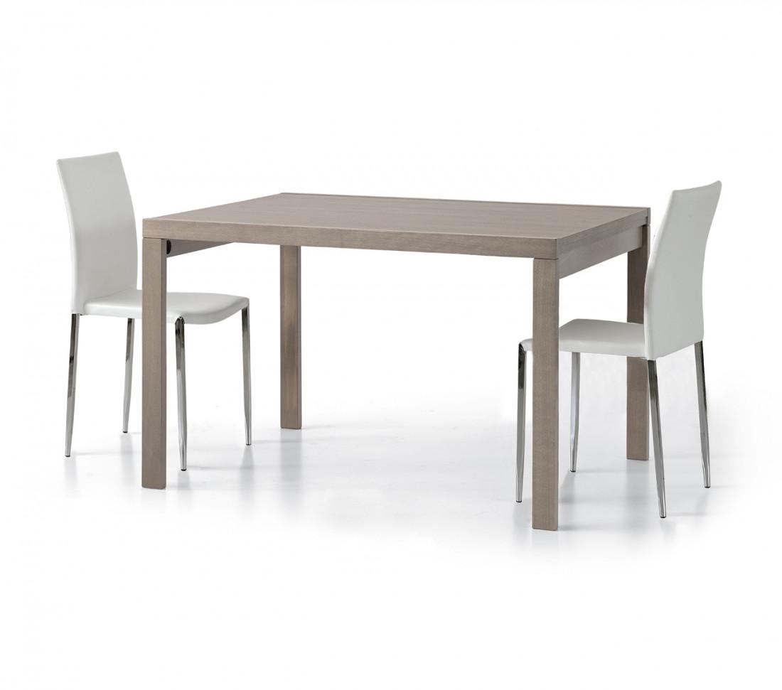 Tavolo Allungabile 90 X 120.Tavolo 120x90 Allungabile Alessio Mit Design Store