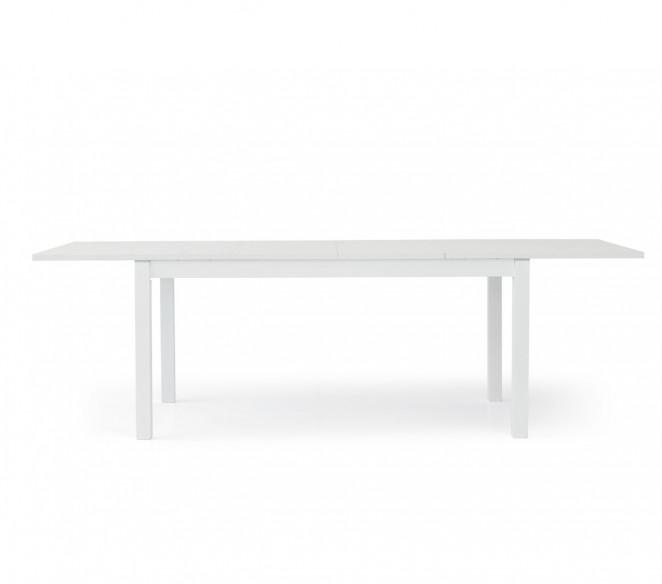 Tavolo allungabile finitura bianco frassinato Matteo