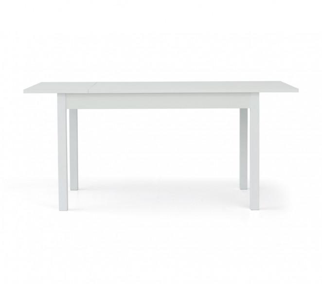 Tavolo bianco frassnato Riccardo Bianco