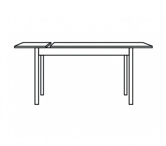 Disegno tecnico tavolo Riccardo