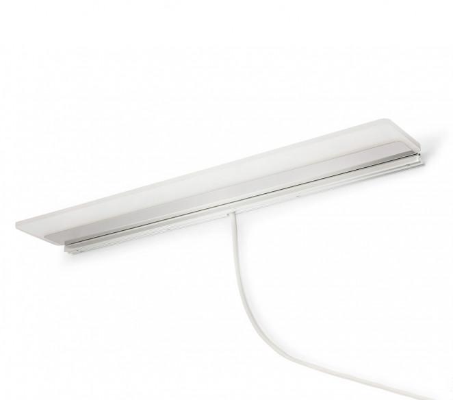 Dettaglio lampada led specchio bagno Katherine S2 500mm - MIT Design Store