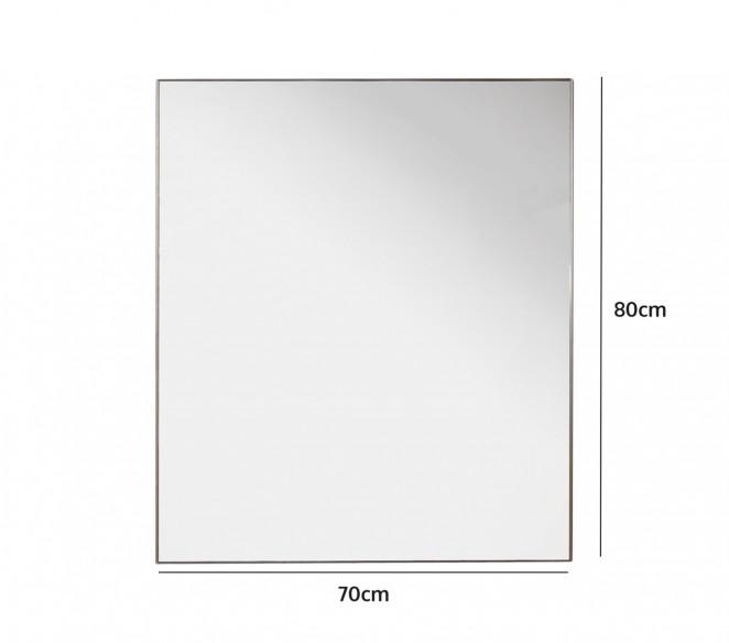 Specchiera bagno posizione verticale Norma