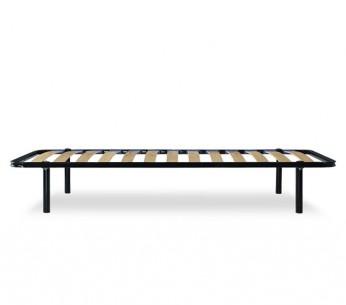 Rete singola a doghe in legno Normale - MIT Design Store