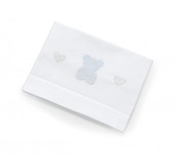 Lenzuolino lettino bianco Contact Domus - MIT Design Store
