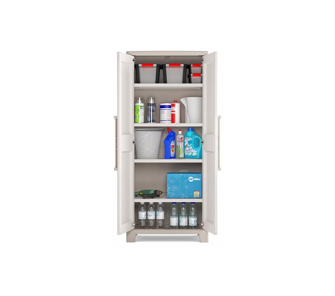 Armadietti Plastica Per Esterni.Armadio In Plastica Per Esterno Gulliver High Su Mit Design Store