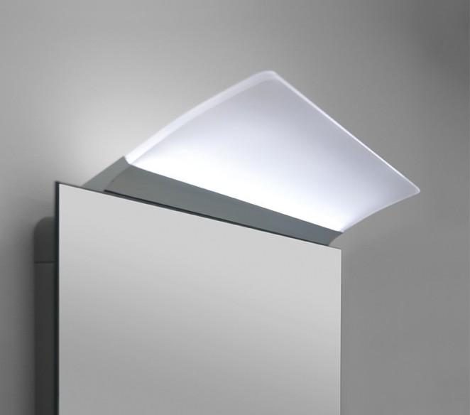 Lampada led di Design Angela lato