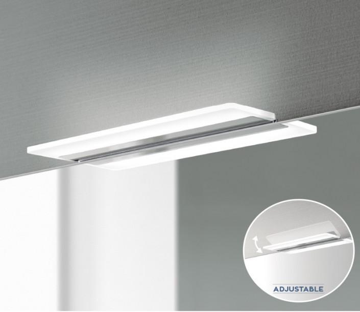 Lampada led specchio bagno katherine s2 su mit design store - Lampada da bagno ...