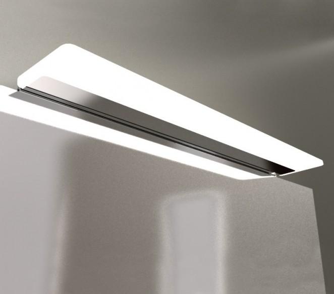 Lampada specchio bagno Ebir Katherine s2 500mm lato - MIT Design Store
