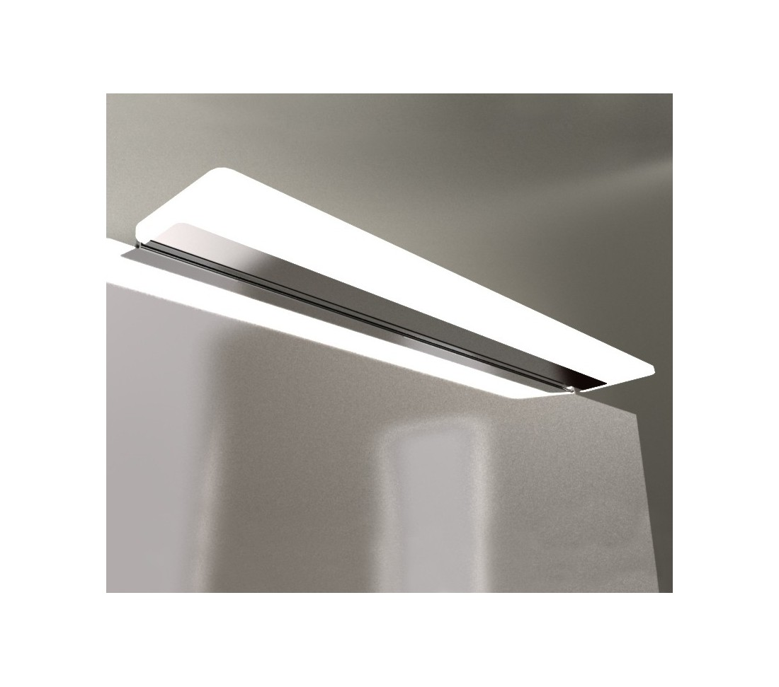 Lampada led specchio bagno katherine s2 su mit design store for Lampade bagno design