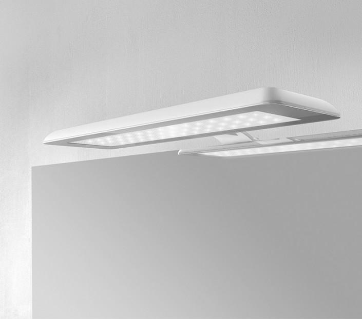 Faretto led specchio bagno Ebir Nikita S3 - MIT Design Store