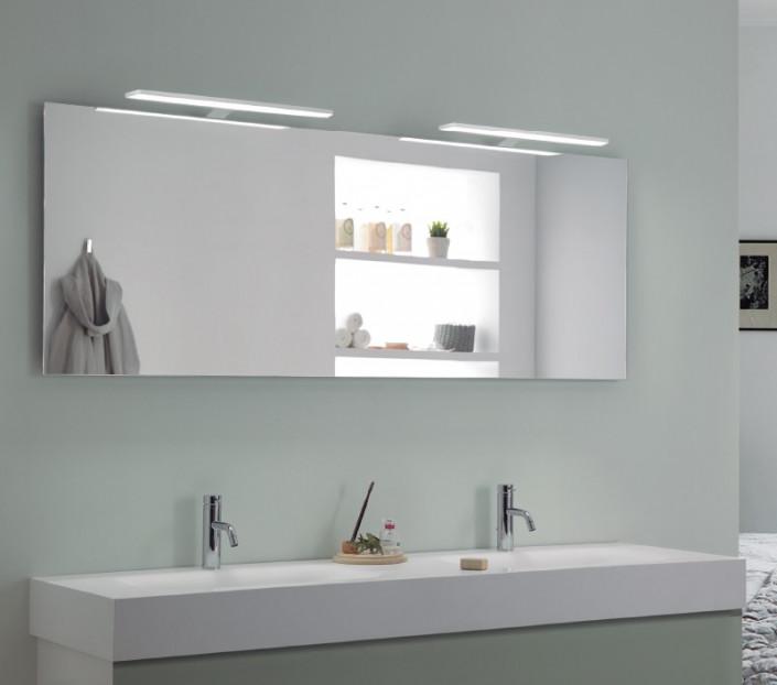 Specchio Luce Bagno.Lampada Da Specchio Bagno A Led Nayra S2 Su Mit Design Store