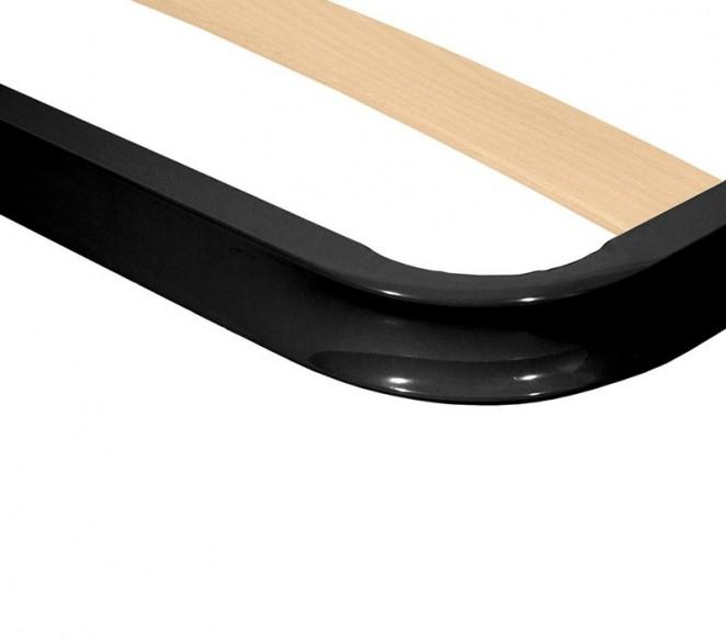 Dettaglio profilo curvato rete Francia - MIT Design Store