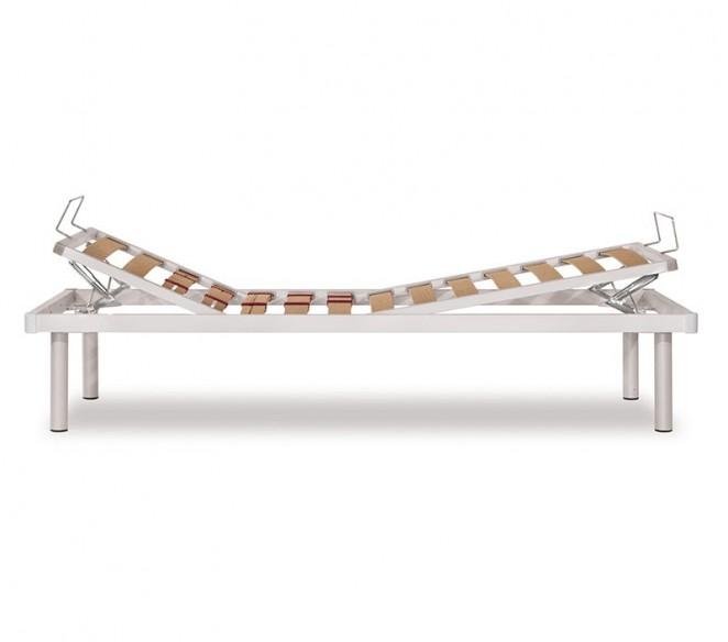 Rete letto ad alzata manuale Olimpia - MIT Design Store