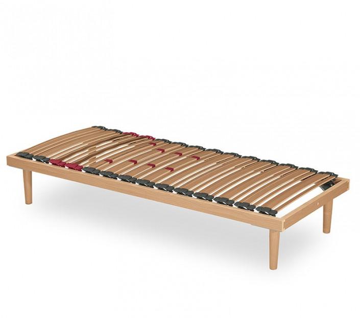 Rete ortopedica singola con piano a doghe Gaia - MIT Design Store