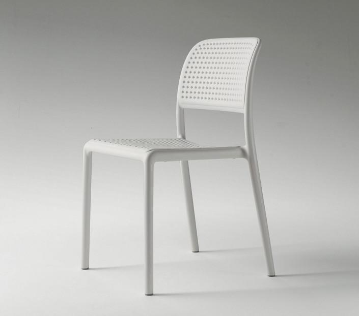 Sedie impilabili microforate La Primavera Bora - MIT Design Store
