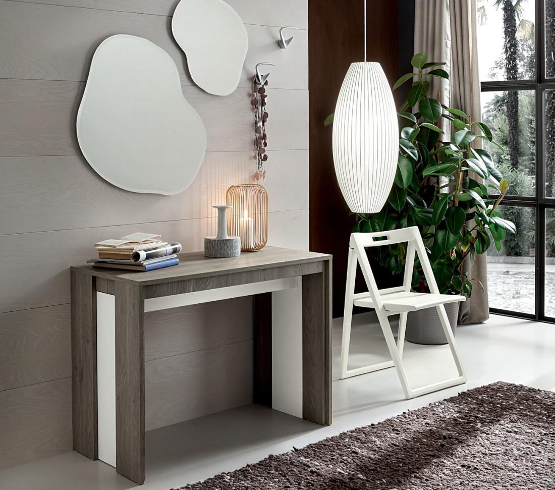 Tavolo Consolle Allungabile Moderno Tony Su Mit Design Store