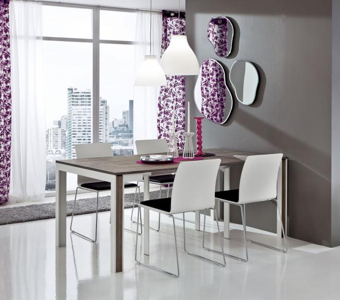 Tavolo consolle estensibile Mattia - MIT Design Store