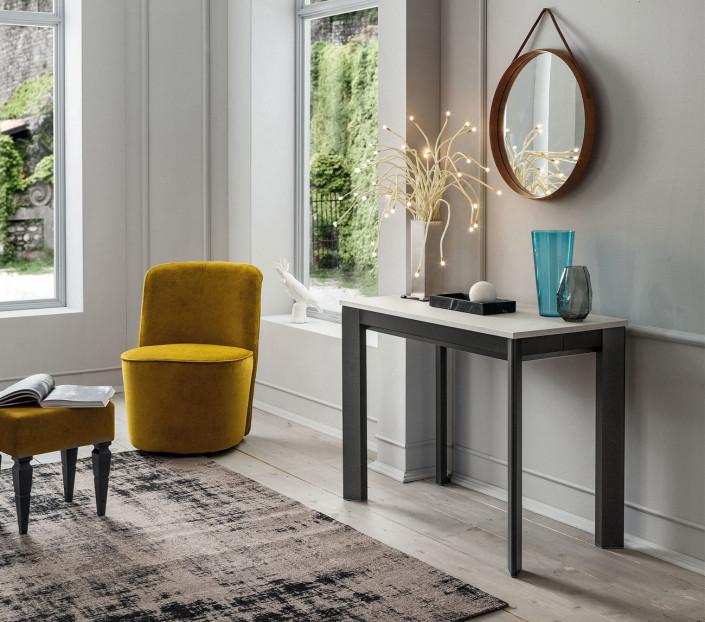 Consolle tavolo allungabile Steave La Primavera - MIT Design Store