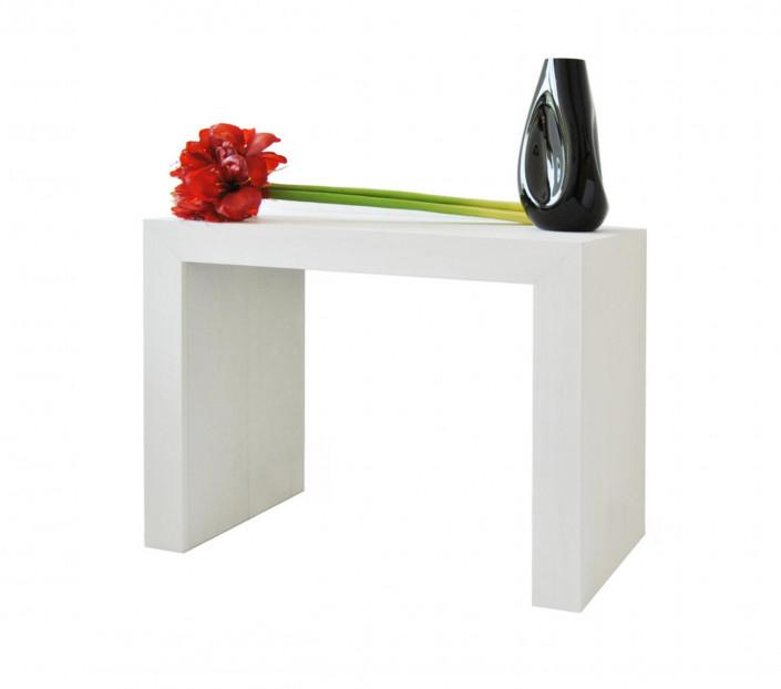 Consolle allungabile bianca Lucrezia - MIT Design Store