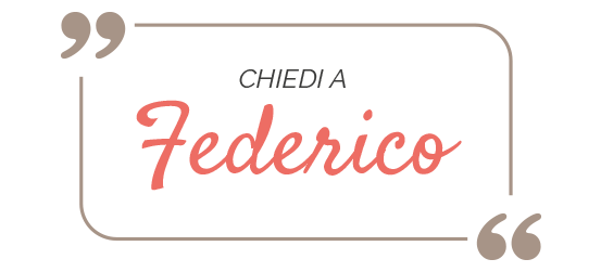 Chiedi a Federico
