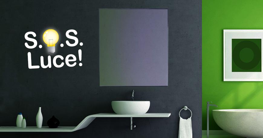 Come illuminare lo specchio del bagno la guida mit