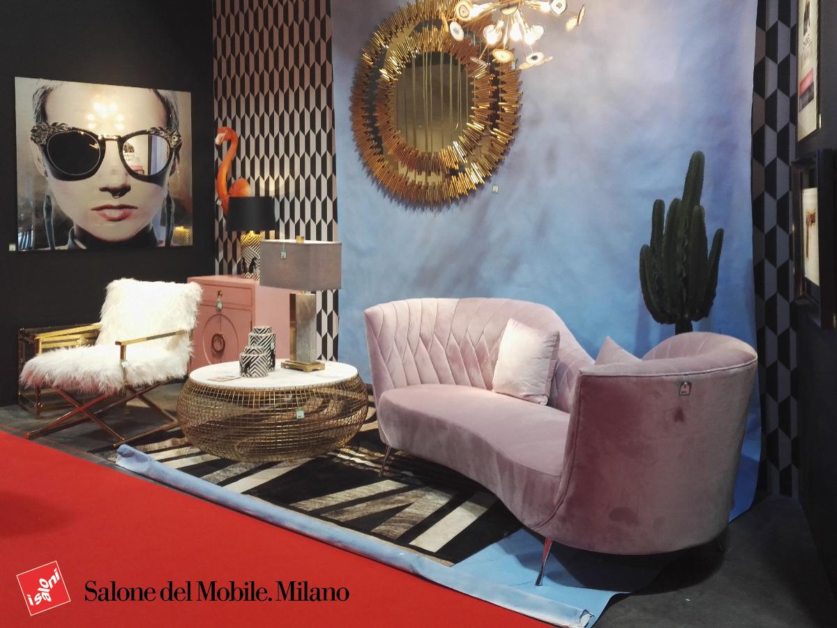 Tendenze arredamento Salone del Mobile Milano 2019