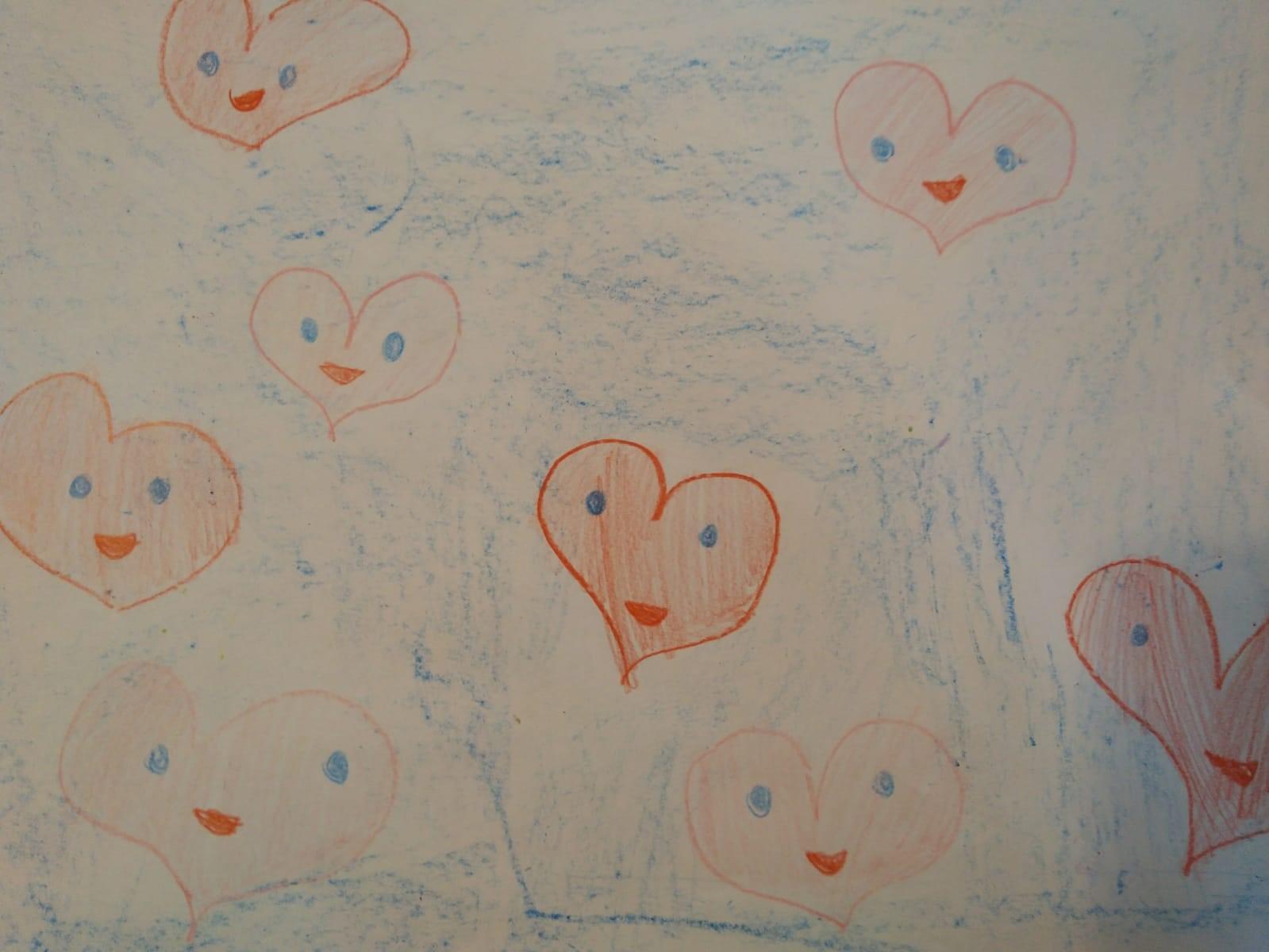 Il cielo pieno d_amore - Elisabetta - 6 Anni