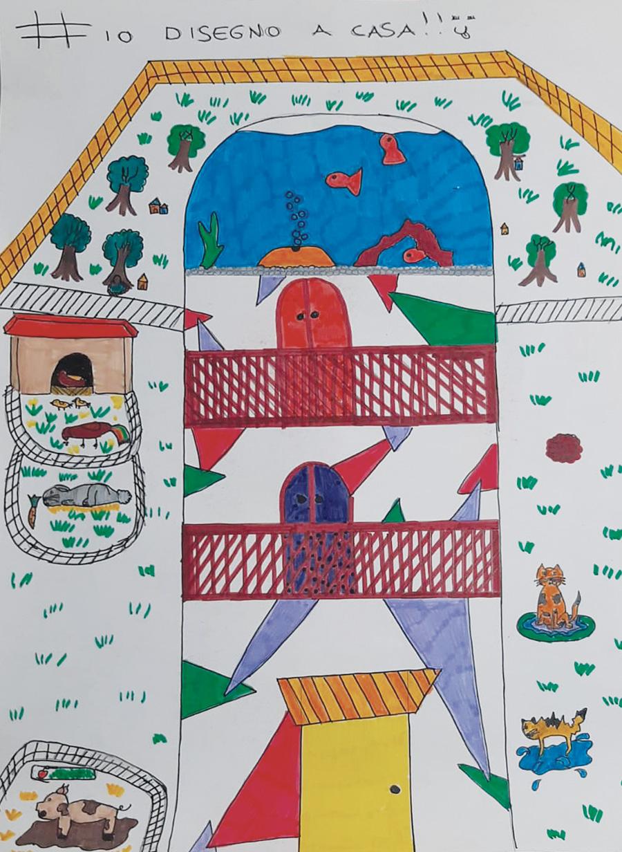 La casa dei miei sogni - Anna - 11 anni