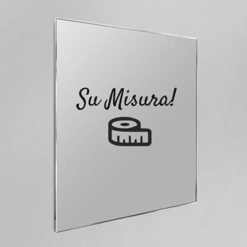 Specchi bagno su misura